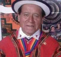 ECUADOR.- Para la Conaie, la amnistía de Manuel Anastacio Pichizaca sienta un precedente jurisprudencial para los demás casos, insistirán con el resto de pedidos de amnistías. Foto: Facebook