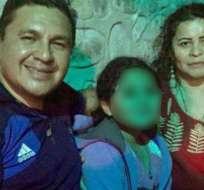 Niña desaparecida en Loja fue encontrada sin vida. Foto: captura de pantalla