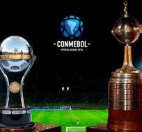 El miércoles 20 de diciembre se sorteará la Libertadores y la Conmebol Sudamericana. Foto: Tomada de Conmebol.com