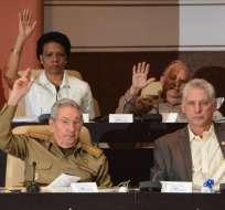 Irma afectó 14 de las 15 provincias cubanas en septiembre de 2017. Foto: Archivo AFP