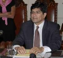 José Valencia Amores reemplaza en el cargo a Marco Albuja. Foto: Archivo oas.org