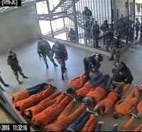 Según la Fiscalía, gendarmes habrían agredido a internos sin motivo alguno. Foto: Archivo inredh.org