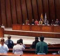 En el Legislativo, asambleístas dudan si se podrá destituir al funcionario. Foto: Asamblea