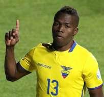 Enner Valencia habló de la selección y su deseo de volver pero con otra directiva al frente de la FEF.