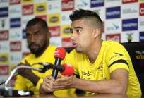 Cristhian Noboa contó algunos detalles al interior de la selección ecuatoriana.
