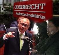 ECUADOR.- El vicepresidente Glas enfrenta un proceso de juicio político en la Asamblea Nacional. Collage: Ecuavisa