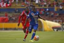 El futbolista aceptó haber adulterado su identidad y confesó ser colombiano. Foto: API