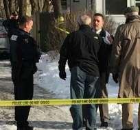 TROY, Nueva York.- Cuatro cadáveres fueron hallados en un departamento. Fuente:  wnyt.com