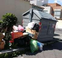 Habitantes de la capital señalan que los inconvenientes datan desde inicios de 2017. Foto: Twitter
