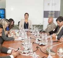 La mesa legislativa se reuniría, posiblemente, el martes 2 de enero de 2018. Foto: Asamblea