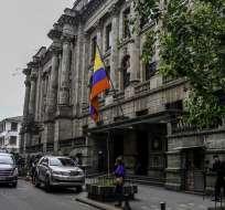 El eventual envío de la terna no interferiría con el juicio político a Jorge Glas. Foto: Archivo Andes