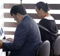 Rivadeneira manifestó que los jueces penales no podían intervenir en materia electoral, y por eso pidió que se los sancione. Foto: API