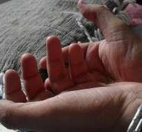 Nueve ciudadanos ecuatorianos, víctimas del tráfico ilícito de personas, fueron detenidos en Bahamas. Foto: Referencial