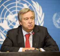 """Lamentablemente, el mundo ha retrocedido en aspectos fundamentales"""", sentenció Guterres. Foto: AP - Archivo"""