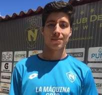 El volante David Noboa jugará la Conmebol Libertadores con Macará de Ambato.