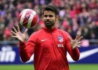 El delantero hispano-brasileño tuvo seis meses sin jugar tras su salida de Chelsea. Foto: AFP