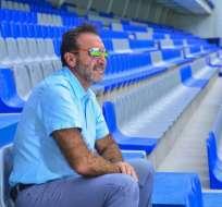 El directivo Nassib Neme busca ser reelegido en la presidencia del Club Sport Emelec.