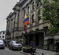 La designación y posesión de la nueva vicepresidenta se realizará en la Asamblea el sábado. Foto: Archivo Andes