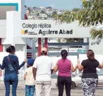 GUAYAQUIL, Ecuador.- Hoy, 4 menores presuntamente abusados, rindieron su versión en la Fiscalía. Foto: Vistazo