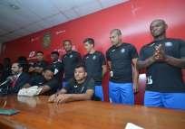 El 'expreso austral' incorporó equipo 9 jugadores más los juveniles ascendidos a primera. Foto: API