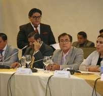 El futuro del juicio político sería resuelto por el Pleno de la Legislatura. Foto: API