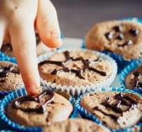 Cada galleta puede tener hasta 300 calorías.