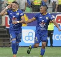 Delfín hizo oficial la continuidad de los jugadores Carlos Garcés y Luis Luna.