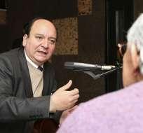 Ministra respondió a comentarios del fiscal Baca y precisó que las condiciones cambiaron ahora que Glas no es vicepresidente. Foto: Flickr Fiscalía
