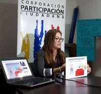Participación Ciudadana buscar explicar las preguntas y sus anexos respectivos. Foto: Twitter Participación Ciudadana