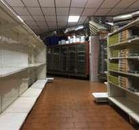 La emigración masiva de venezolanos huyen de la situación económica en su país. Foto: AFP Archivo