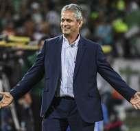 El colombiano Reinaldo Rueda es el nuevo seleccionador del combinado chileno.