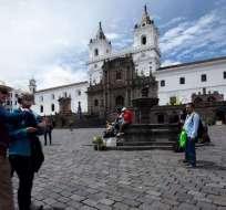 Ecuador está ubicado en el Nivel Uno, considerado el más seguro. Foto referencial / Univisión