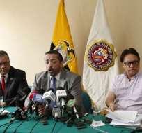 Villavicencio señaló que contratos han causado un perjuicio por más de $2.200 millones. Foto: API