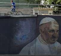 Escándalos sexuales de varios religiosos jamás son olvidados por la ciudadanía. Foto: AFP