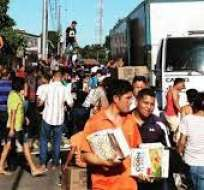 Venezuela.- Los saqueos se han multiplicado en distintos estados de Venezuela. Foto: Twitter
