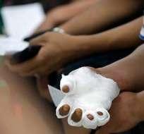 ECUADOR.- En Guayas, del 27% de personas afectadas, más de la mitad son menores de 10 años. Foto: Archivo/Ecuavisa.