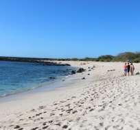 El Ministerio de Turismo sostiene que hubo un incremento del 9% en relación al 2016. Foto: Tomado de El Ciudadano.