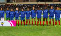 La 'Tricolor' está en el grupo A del certamen que se realiza en nuestro país. Foto: tomada dela cuenta twitter @FEFecuador