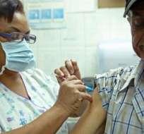 Ecuador.- El ministerio de Salud ha dispuesto 3,9 millones de dosis de vacunas para prevenir la influenza. Foto: tomada de internet.