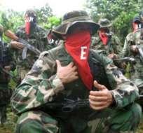 Guerrilla del ELN plantea cita para reactivar proceso de paz. Foto: Archivo - Referencial