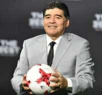 Diego Armando Maradona volvió a criticar a Sampaoli y lanzó dardos a la 'Tricolor'.