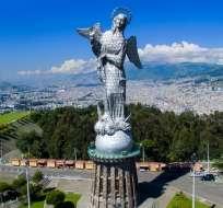 Visitantes de 165 países conocieron las bellezas turísticas de Ecuador. Foto: Referencial