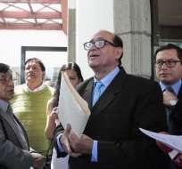 Hasta el miércoles 31 de enero debería haber resolución, según Franco. Foto: API