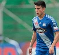 Fernando Gaibor es esperado en Argentina para sumarse a los 'diablos rojos' de Avellaneda.