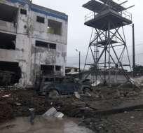 El Estado desarrolla actividades con Colombia para aclarar ataque que dejó 28 heridos. Foto: Twitter