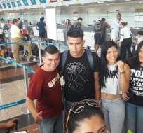 Fernando Gaibor tendrá con independiente de Avellaneda su primera experiencia internacional.