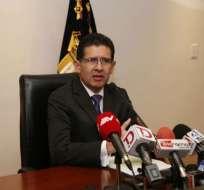 El actual subprocurador Rafael Parreño asumirá temporalmente el cargo, según García. Foto: API