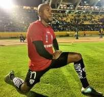 Julio Angulo podría llegar al fútbol mexicano para militar en los Xolos de Tijuana.