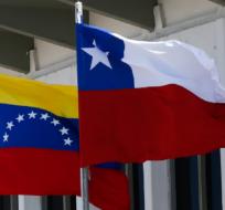 Chile asegura que seguirá a la espera de posibles avances en los acuerdos de paz de Venezuela. Foto: Archivo.