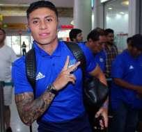 Joao Rojas no seguiría en Emelec y deberá volver al club dueño de su pase.
